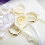 Wedding rings for ceremony in Myrtle Beach, SC