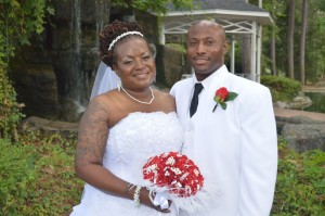 Robinson & Moore Married in Myrtle Beach, SC at Wedding Chapel by the Sea