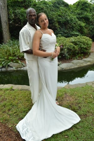Lisa & Steven Phillips married in Myrtle Beach, SC at Wedding Chapel by the Sea