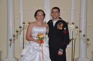 Owens & Stevens Wedding in Myrtle Beach, SC at Wedding Chapel By The Sea