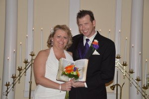 Michele & Terry Franke married in Myrtle Beach, South Carolina at Wedding Chapel by the Sea