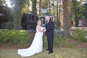 Toni & Joseph Phillips married in Myrtle Beach, SC at Wedding Chapel by the Sea