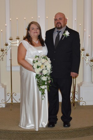 Amy & Randy married in Myrtle Beach, SC at Wedding Chapel by the Sea