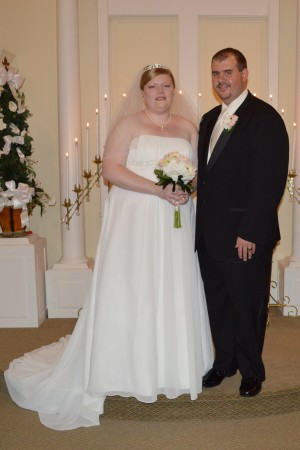 Amy & William Black married in Myrtle Beach, SC at Wedding Chapel by the Sea