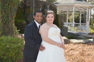 Stacie & Bryan Dumm married in Myrtle Beach, SC at Wedding Chapel by the Sea