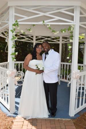 Davis & McGraw Wedding in Myrtle Beach, SC at Wedding Chapel By The Sea