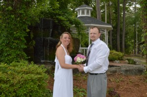 Dianne & Robert Hickson were married in Myrtle Beach, SC at Wedding Chapel by the Sea.