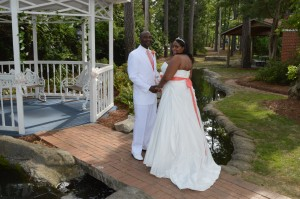 Sharrica & James Bunch were married in Myrtle Beach, SC at Wedding Chapel by the Sea.