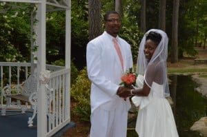 Vanessa & Alex were married in Myrtle Beach at Wedding Chapel by the Sea.