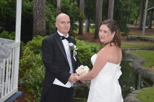 Sandy & Marty Benton were married in Myrtle Beach, SC at Wedding Chapel by the Sea.