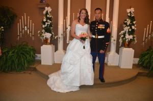 Claire & Aye Han were married in Myrtle Beach, SC at Wedding Chapel by the Sea.