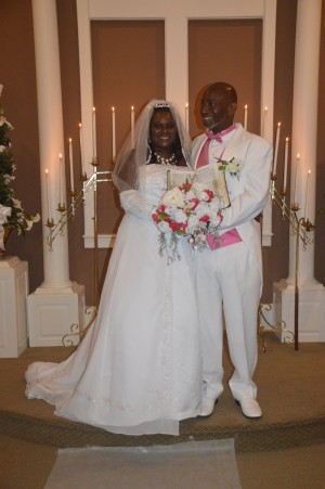 Michelle & Troy were married in Myrtle Beach, SC at Wedding Chapel by the sea.