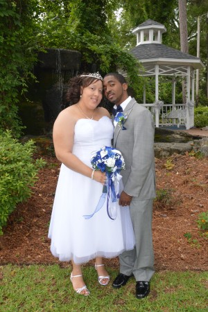 Amanda & Jason were married in Myrtle Beach, SC at Wedding Chapel by the Sea.
