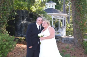 Brittany & Michael Shockey were married in Myrtle Beach, SC at Wedding Chapel by the Sea.
