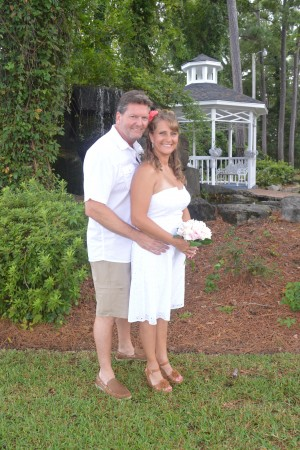 Jamie & Steven Lane were married in Myrtle Beach, SC at Wedding Chapel by the Sea.