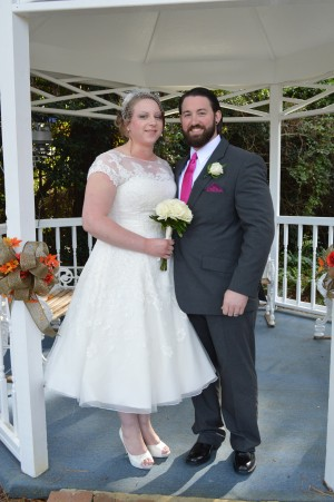 Dilley & Wilson Had a November Wedding in Myrtle Beach SC