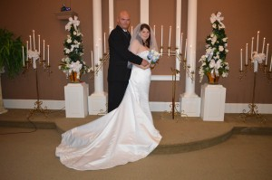 Jamie & Ronald Goldsmith Had a Chapel Wedding in Myrtle Beach, SC