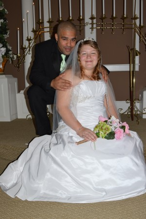 Julia & Andy Carmona were married in Myrtle Beach, SC at Wedding Cahpel by the Sea.