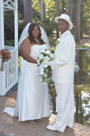 Theresa & Tin Henderson were married in Myrtle Beach, SC at Wedding Chapel by the Sea.