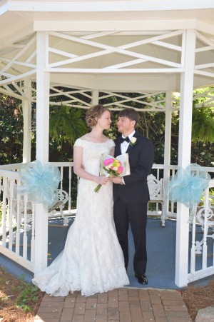 Meghan & Jacob Woodall were married in Myrtle Beach, SC at Wedding Chapel by the Sea.