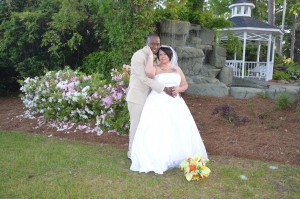 Dawn & Bobby Middleton, Jr. were married in Myrtle Beach, SC at Wedding Chapel by the Sea.