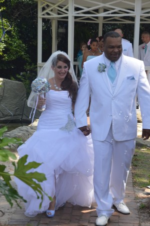 Eryn & Jackie Jackson were married in Myrtle Beach, SC at Wedding Chapel by the Sea.