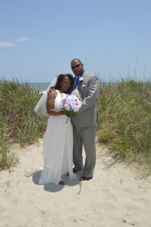 Latwanya & Kevin Thomas were married on June 21, 2014 at Wedding Chapel by the Sea in Myrtle Beach, SC.