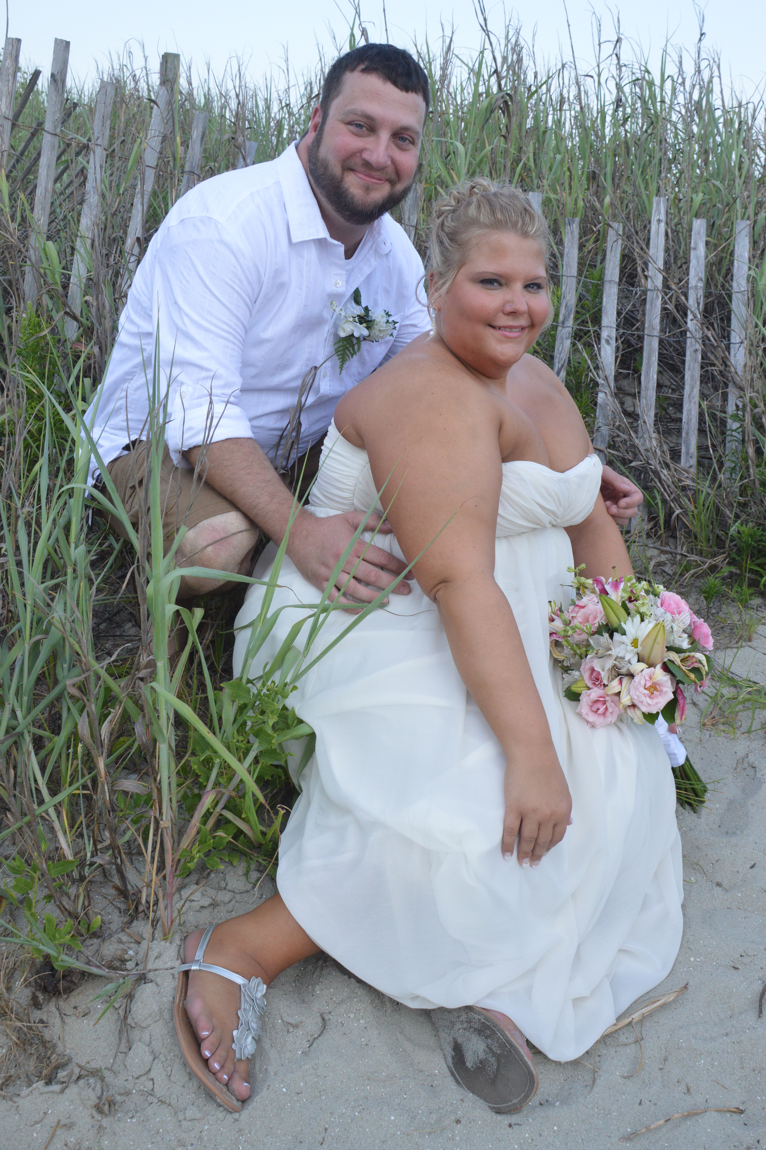 North Carolina And Robert Franklin Higgins Of Boone Were United In Marriage July 4 2014 At The Beach Myrtle South