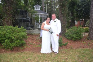 Brandy & Benjamin were married September 13, 2014 at Wedding Chapel by the Sea.