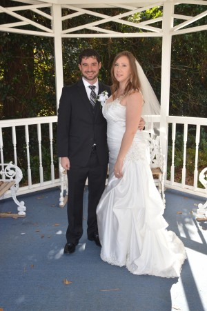 Daniel & Christy Craft were married at Wedding Chapel by the Sea.