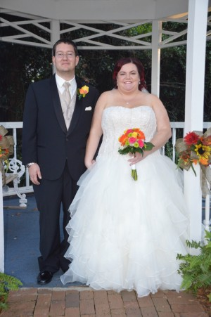 Elizabeth & Kevin O'Neal were married October 31, 2014 at Wedding Chapel by the Sea.