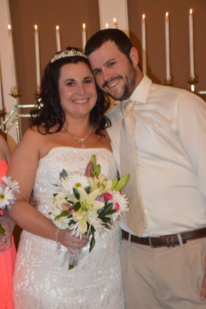 Jennifer & Rodney Bush were married at Wedding Chapel by the Sea.