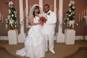 Shaleata & Dwayne were married at Wedding Chapel by the Sea in Myrtle Beach, SC on February 14, 2015.