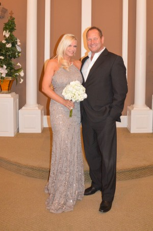 Shannon Floyd And Kevin Singletary Of Columbia SC Were United In Marriage On Tuesday January 12 2016 At Wedding Chapel By The Sea Myrtle Beach South